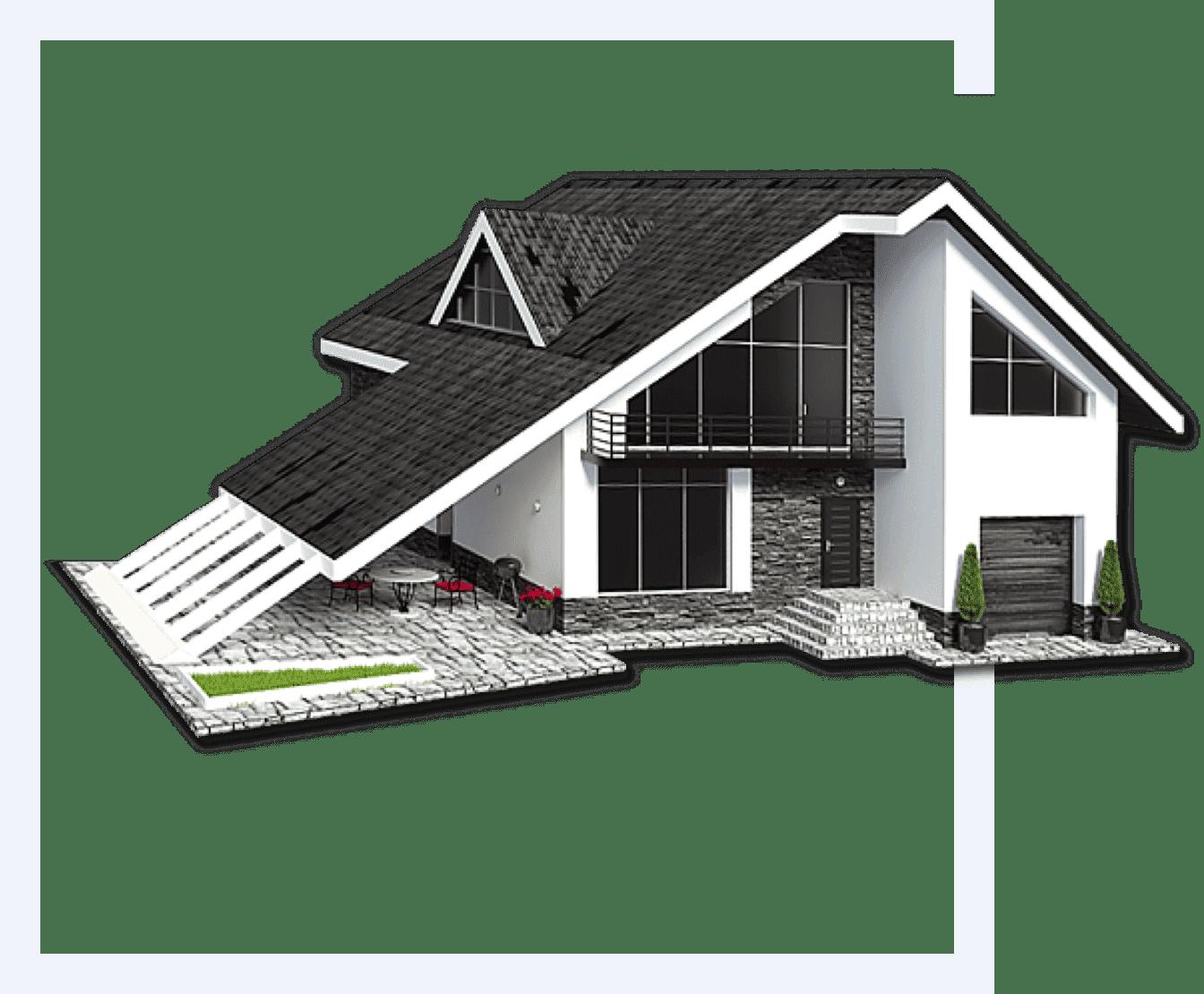 Каталог проектов домов в Иркутске, фото, цены