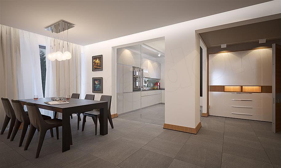 """Проект двухэтажного дома """"Оригин"""" в европейском стиле с гаражом на 2 авто (163 кв.м.) - Внутри 3"""