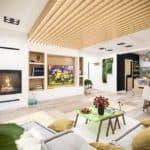 "Проект одноэтажного дома ""Дарио"" Внутри 4"