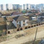 Строительство двух двухэтажных домов из газобетона в г. Ангарск - Фасад 8